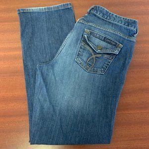 Calvin Klein Lean Boot Jean